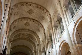 Barrel Vault, St. Sernin Basilica, Toulouse, France. Google Images
