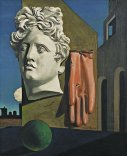 The-Song-of-Love-1914-Giorgio-de-Chirico
